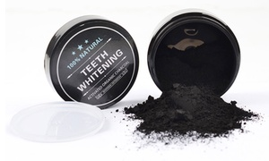 100% Natural Charcoal Teeth Whitening Powder  at 100% Natural Charcoal Teeth Whitening Powder , plus 6.0% Cash Back from Ebates.