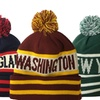 City Pom-Pom Winter Hats