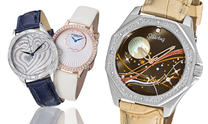 Stührling Original Women's Fashion Watches: Stührling Original Women's Fashion Watches. Multiple Styles Available. Free Shipping.