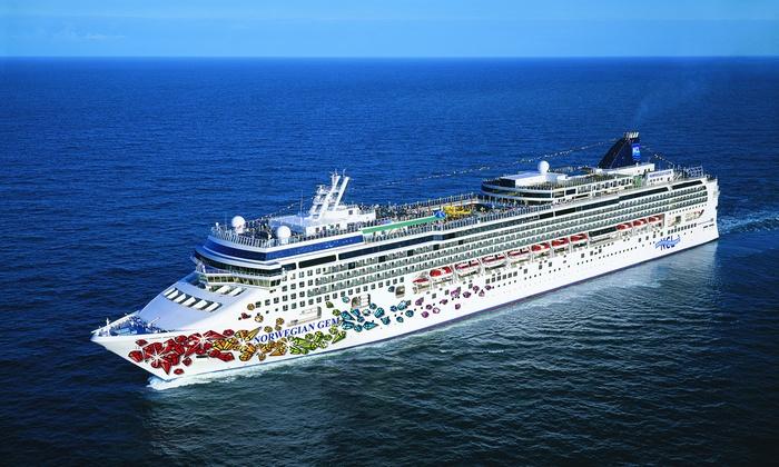 Bahamas Cruise On Norwegian Cruise Line Breakaway Or Gem