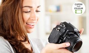 Victoria Photo Arts: Ensaio fotográfico + fotos em DVD (opcão com fotos impressas e pôster) na Victoria Photo Arts – Vila Velha