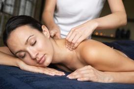 Flower spa & massage: $38 for $80 60 min Swedish or Deep Tissue Massage with foot scrub — flower spa & massage