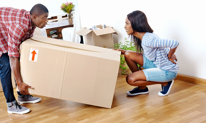 Moving Services In House Moving Company Groupon