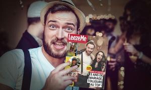 Magazine personnalisé