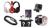 Mystery Gadget Giftbox for €9.99-€22.99 with a Chance to Get Apple Watch, Beats, iPad Mini3, GoPro