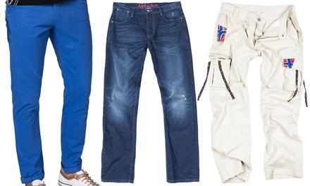 Nebulus Herren-Jeans, Chino- oder Cargohose (bis zu 82% sparen*)