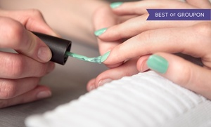 Accolades Salon Spa: $49 for a Gel Manicure and Express Pedicure at Accolades Salon Spa ($105 Value)
