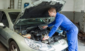 Cavendish Service Station: MOT Test Plus Diagnostic and Winter Check for £19 at Cavendish Service Station (53% Off)