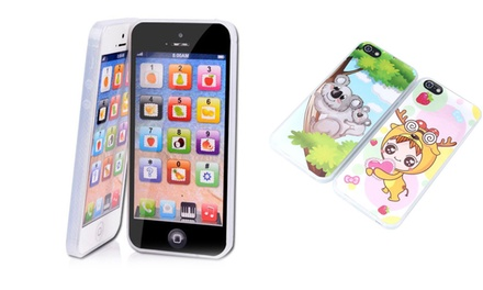 Kids' Toy Phone with Fun Learning Functions