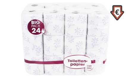 1x oder 2x 96 Rollen Toilettenpapier (bis zu 51% sparen*)