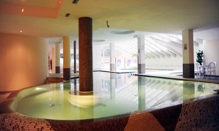 Spa di coppia più massaggi a 26,90€euro