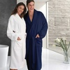 Linum Terry Spa Bathrobe in Multiple Colors