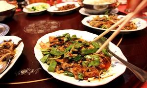 China Restaurant New Garden: Chinesisches 3-Gänge-Menü für 2 oder 4 Personen im China Restaurant New Garden (bis zu 58% sparen*)