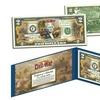 The American Civil War Colorized $2 Bills