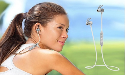 $14 for Bluetooth Wireless HandsFree Sports Headphones Don't Pay $99.95
