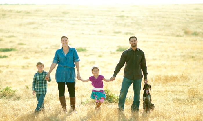 TMphotography - Fresno: Family- or Senior-Photo Shoot from TMphotography (Up to 68% Off)
