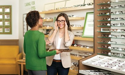 image for $31 for $225 Worth of Complete Pair of Prescription Glasses or Sunglasses at Pearle Vision