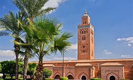 ✈ Marrakech: 3 of 4 nachten in Riad Le Perroquet Bleu Suites & Spa met ontbijt, transfer en vlucht vanaf AMS of EIN