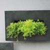 3-Pocket Galvanized or Rustic Metal Indoor-Outdoor Wall Planter