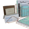 Sorbus Metal Wire Desk Organizer Set (5-Piece)