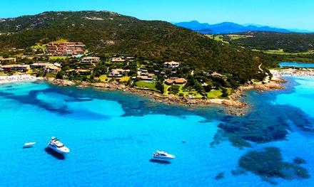 Sardegna: fino a 7 notti, camera Economy con mezza pensione per 1 Hotel Alador