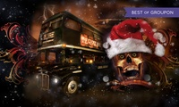 Ghosts of Christmas Past Bus Tour of London with The Ghost Bus Tours (Up to 39% Off)