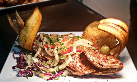 $17 for $30 Worth of Puerto Rican Food for Two or More at Restaurante Isla Verde