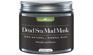 PureOriginal Dead Sea Mud Mask (8.8 Oz.)