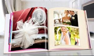 eColorland: Fotolibro Premium 30 x 30 fino a 80 pagine con copertina in ecopelle o tela con eColorland (sconto fino a 75%)