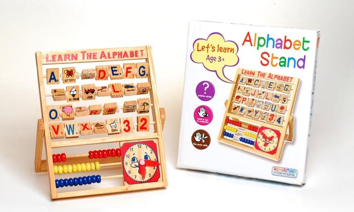Giochi educativi bimbo in legno