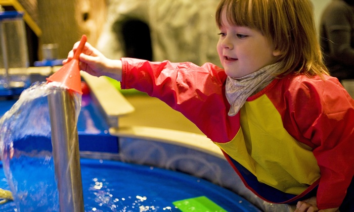 City Treehouse - New York: One, Three, or Five Family Play Day Passes or One or Three Drop-In Classes at City Treehouse (Up to 56% Off)