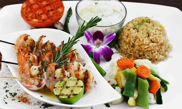 Asian Bistro - Robertson: Two, Three, or Five Groupons, Each Good for $10 Worth of Asian Cuisine at Asian Bistro