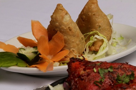 Food and Drink at Mount Everest Restaurant (Up to 40% Off). Two Options Available.
