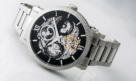Montre automatique de la marque Heritor 22 pierres Horlogerie