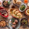 Menú libanés para 2