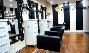 Park Avenue Blow Dry and Beauty: $29 for a Blowout, Hair Treatment, and Scalp Massage at Park Avenue Blow Dry and Beauty ($59 Value)