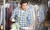 Chicago Green Cleaners - Multiple Locations: Dry Cleaning with Pickup and Delivery from Image Dry Cleaners (Up to 55% Off). Two Options Available.
