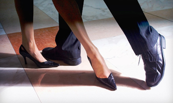 Dami Dance - Swansea: $29 for Five Nuovo-Burlesque, Cuban Salsa, or Argentine Tango Classes at Dami Dance ($75 Value)