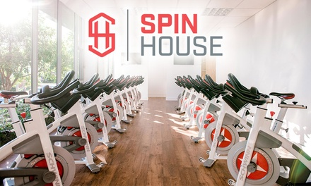 One Month of Indoor Cycling Classes for One ($29) or Two People ($49) at Spin House (Up to $240 Value)
