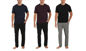 Twin Boat Men's Premium Knit Pajama Set