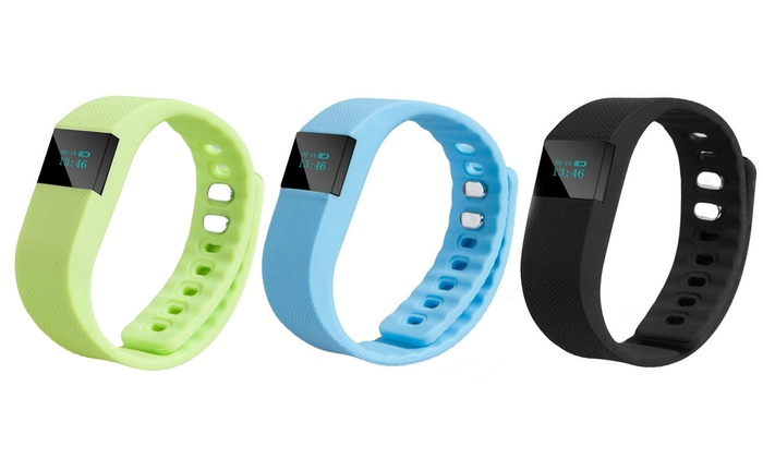 Health, Fitness, and Activity Bluetooth Tracker Watch