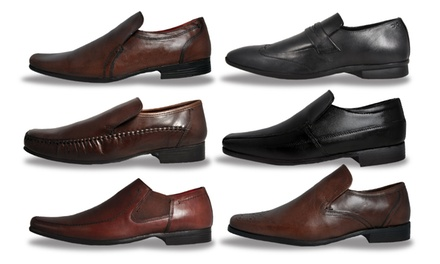 Red Tape Men's Leather Shoes