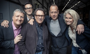 Squeeze: Squeeze on October 6 at 8 p.m.