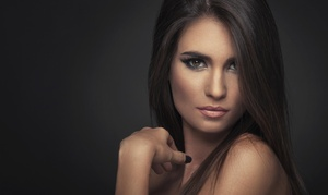 Lovely Locks Hair Studio: A Haircut and Brazilian Blowout from Lovely Locks (65% Off)