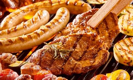 Menú con feijoada o picaña gallega para 2 desde 24,95 € en Restaurante Justo a tu Gusto