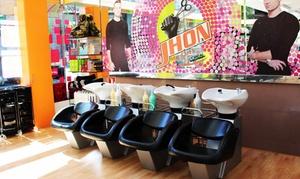 Jhon My Cut: Peluquería con lavado, corte y peinado con opción a tinte y/o mechas desde 13,95€ en Jhon My Cut. 4 centros disponibles