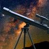 Galileo G-545 Astro Terrestrial Refractor Telescope