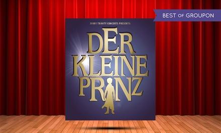 """2 Tickets für das Musical """"Der kleine Prinz"""" am 19.01.2017 um 20 Uhr im Rosengarten Mannheim (bis zu 46% sparen)"""