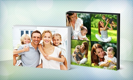 $45 Groupon for Custom Photo-Canvas Prints - CanvasWorld.com in