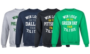 Men's Football Sunday Fleece Sweatshirt